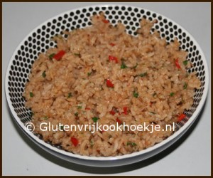 gekruide rijst