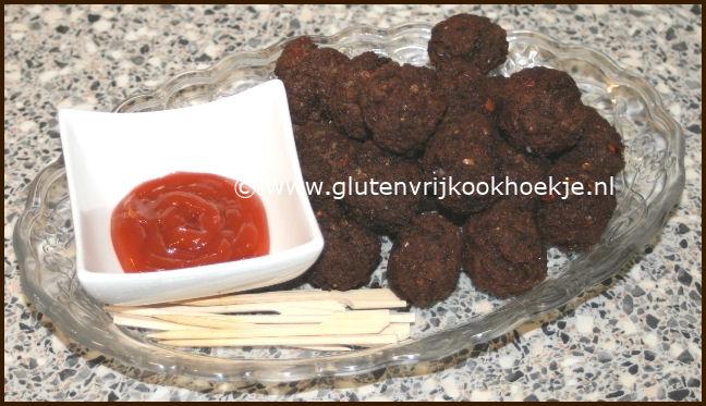 pittige kebab gehaktballetjes
